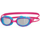 Zoggs Predator Goggle Junior Light Blue/Pink/Tint